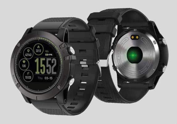 tactical watch resistente nelle condizioni estremo