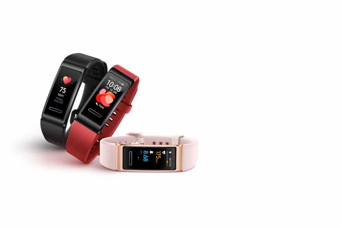 Huawei Band e Huawei Watch - huawei band