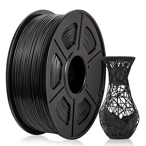 ABS 3D filamento stampante, 1.75mm ABS Filament 1KG (2,2 libbre), Bianco