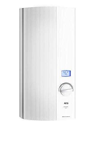 AEG 222392, Scaldacqua elettrico, Bianco