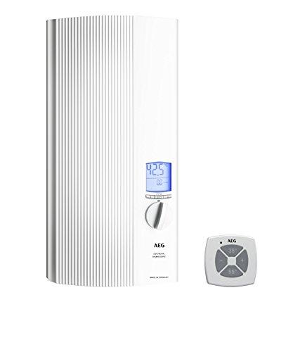 AEG 222399, Scaldacqua elettrico, Bianco
