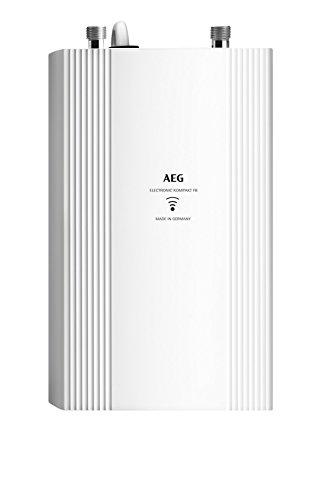AEG AEG 230769 DDLE 13, Scalda acqua compatto, con telecomando e potenza regolabile, 11 o 13,5 kW, 230769
