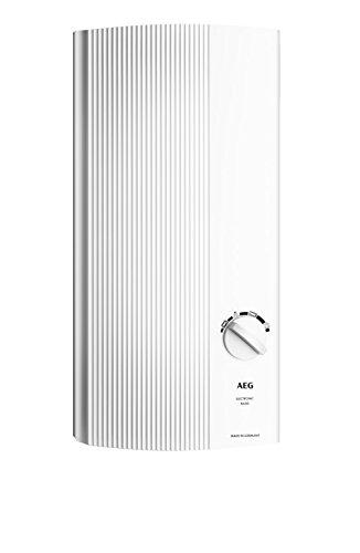 AEG DDLE Basis 13 Verticale Senza serbatoio (istantaneo) Bianco