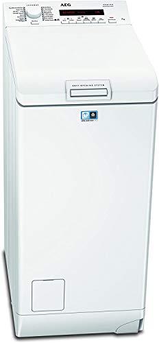 AEG L72370TL Libera installazione Caricamento dall'alto 7kg 1300Giri/min A+++ Bianco lavatrice