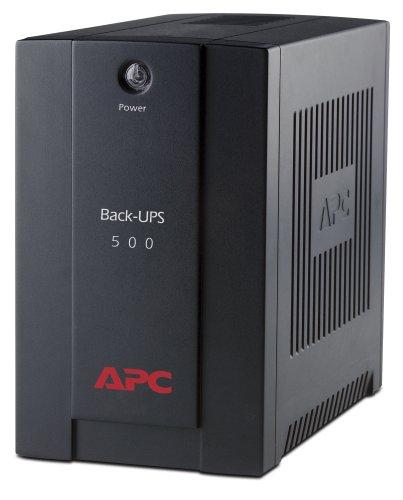 APC Back-UPS BX - BX500CI - Gruppo di continuità 500VA (AVR, 3 Outlets IEC-C13)