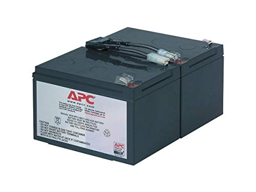 APC RBC6 - Pacco batterie sostitutive per UPS APC - SMC1500I / SMT1000I