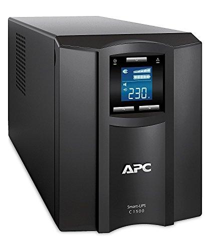 APC Smart-UPS SMC SmartConnect - SMC1500IC - Gruppo di continuità (UPS) 1.500VA (Connesso al cloud, 8 uscite IEC-C13)