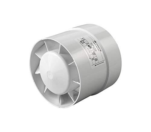 ASPIRATORE VKO (/) 125 PICCOLO IN LINEA ELICOIDALE 190 MC/H