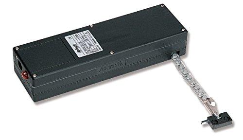 Attuatore elettrico Aprimatic Varia Nero motore per serramenti vasistas e lucernai