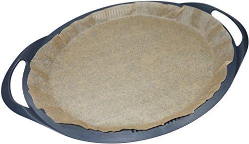Betty's - Carta da forno per cottura a vapore, naturale, adatta per Bimby® TM5, marrone, delicata, senza prodotti chimici, non patinata, realizzata a mano in Germania, marrone, 19