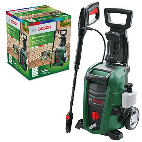 Bosch 06008A7B00 Idropulitrice, 1700 W, Verde, 44.4x37.5x36.5 cm