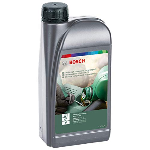 Bosch Accessori Per Sega A Catena Olio per seghe a catena (1 litro)