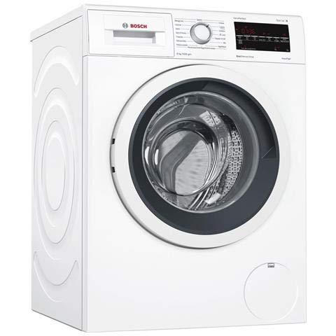 Bosch Serie 6 WAT20438II Libera installazione Carica frontale 8kg 1000Giri/min A+++-30% Bianco lavatrice