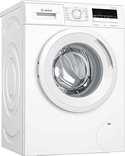 Bosch WAN28268II Lavatrice 8 kg a Carica Frontale, Libera Installazione, Classe A+++