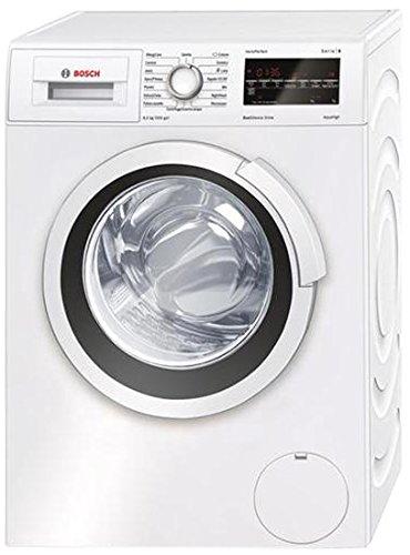 Bosch WLT24427IT Libera installazione Carico frontale 6.5kg 1200RPM A+++-20% Lavatrice (Libera installazione, Carico frontale, Bianco, Rotary, Left, LED)