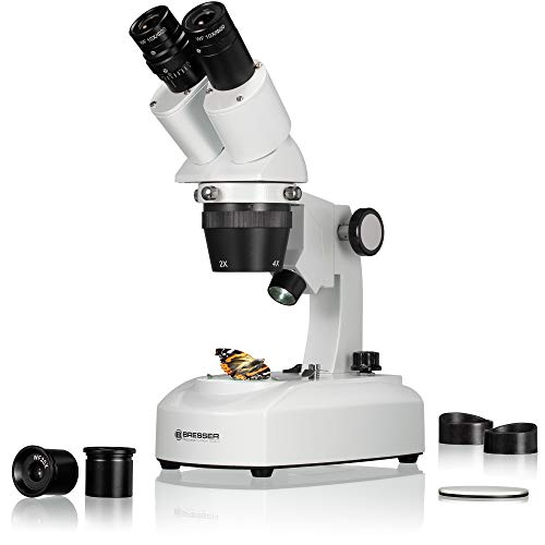 Bresser Stereomicroscopio Researcher ICD LED 20x-80x