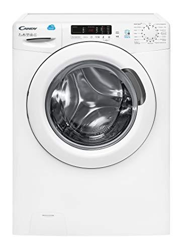 Candy CS 1272D3/1-01 lavatrice 7 kg Libera installazione Caricamento frontale A+++