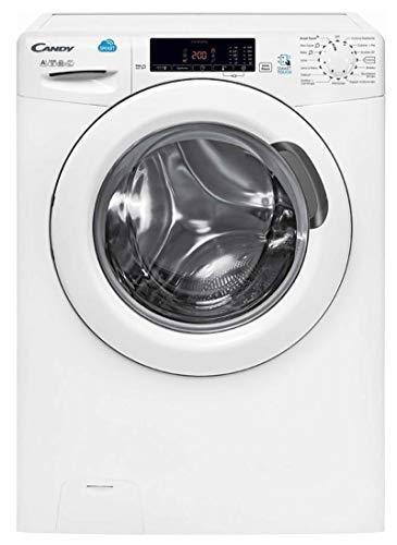 Candy CSS 129T3-01 lavatrice Libera installazione Caricamento frontale Bianco 9 kg 1200 Giri/min A+++