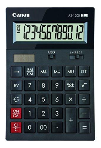 Canon AS 1200 Calcolatrice