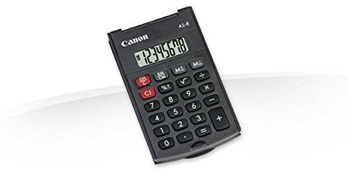 Canon Calcolatrice As-8 Hb