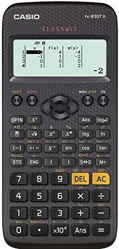 Casio fx-83gtx calcolatrice scientifica