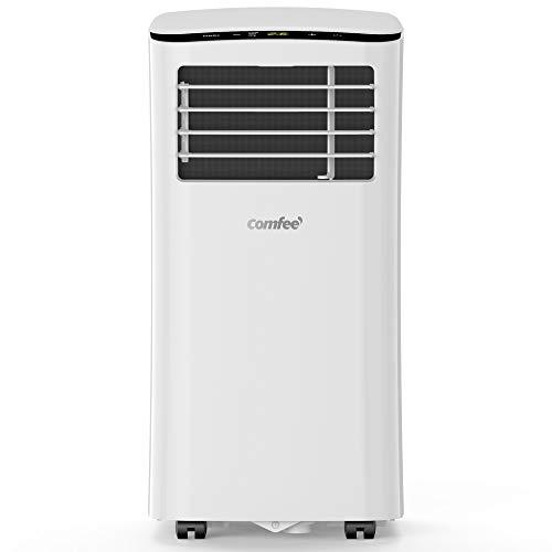 Comfee MPPH-07CRN7 - Climatizzatore portatile, 1100 W, 230 V, 34,5 x 35,5 x 70,3 cm, colore: Bianco