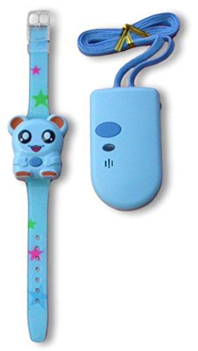 Elemed CG029B Trova baby Dispositivo per Segnalare la Posizione del Bambino, Azzurro