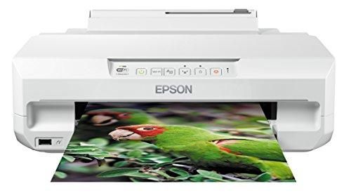Epson Expression Photo XP 55 Stampante a Getto d'Inchiostro, Bianco