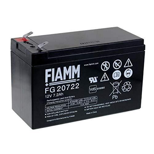 FIAMM Batteria ricaricabile da cambio per USV APC Back-UPS 650