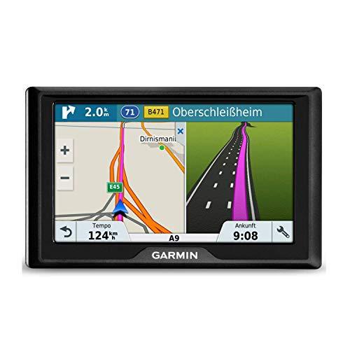 """Garmin Drive 51 EU LMT-S Navigatore 5"""", Mappa Europa Completa, Aggiornamento a Vita e Servizi Live via Bluetooth, Traffico Smartphone Link"""