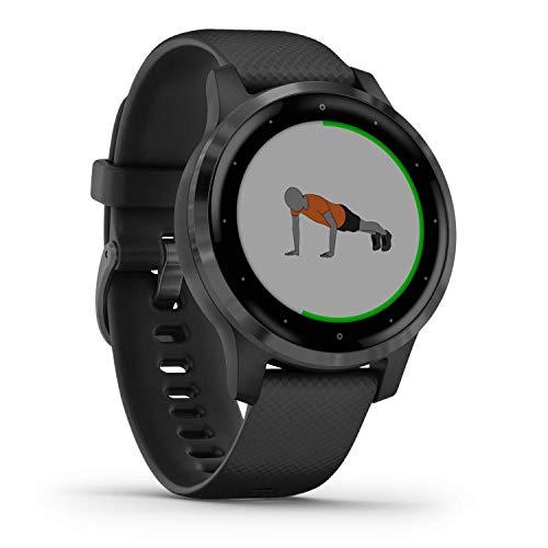Garmin Vivoactive 4 Smartwatch GPS, Music, Garmin Pay, Wi-Fi