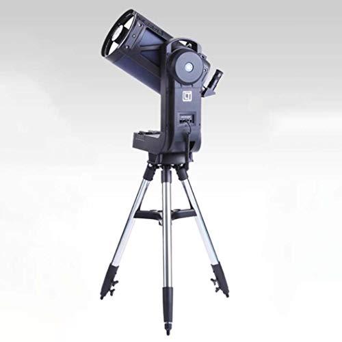 GGPUS Telescopio per Principianti di Astronomia per Adulti Professionisti, telescopio rifrattore per Astronomia, Rivestimento Ultra Trasparente UHTC, Lunghezza focale 1524 mm con treppiede