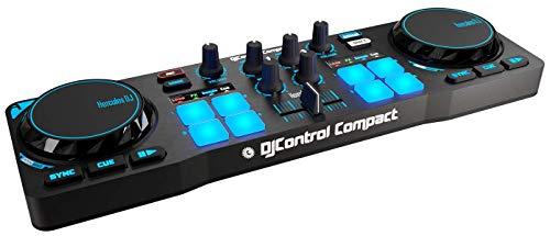 Hercules Dj Control Compact Consolle per DJ