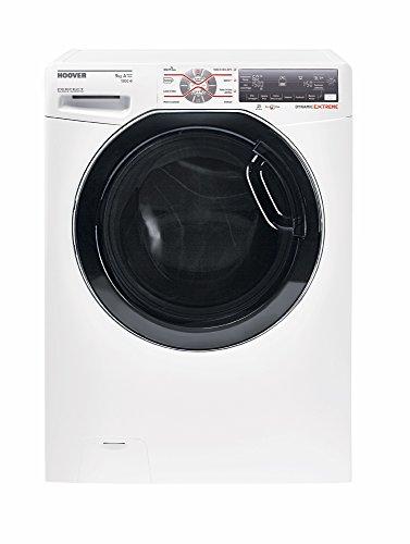 Hoover Dynamic Extreme DWFTS 59AH8/1-01 lavatrice Libera installazione Caricamento frontale Bianco 9 kg 1500 Giri/min A+++-50%