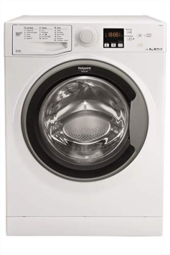 Hotpoint SX RSF 824 S IT Lavatrice 8 Kg