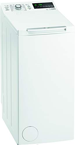 Hotpoint WMTG723HRIT - Lavatrice Carica dall'alto (7 Kg Classe, A+++, Centrifuga 1200 Giri), Bianco