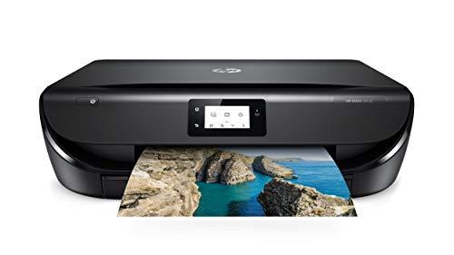 HP 5030 ENVY Stampante Multifunzione a Getto di Inchiostro, Stampa, Scannerizza, Fotocopia, Wi-Fi Direct, Compatibile con il Servizio di Instant Ink, Nero