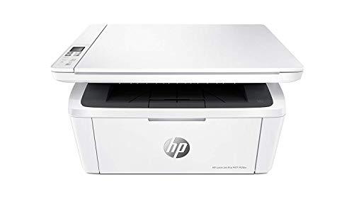 HP LaserJet Pro M28W Stampante Multifunzione Wireless, Copia, Scansione, Bianco
