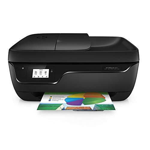 HP OfficeJet 3831 Stampante Multifunzione con 4 Mesi di Prova Gratuita del Servizio Instant Ink