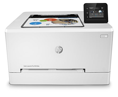 HP Pro M254dw Stampante Color LaserJet, bianca