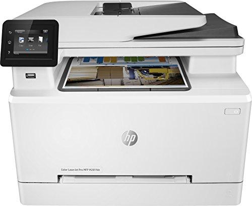 HP Pro M281fdn Stampante Color LaserJet Multifunzione, Bianca
