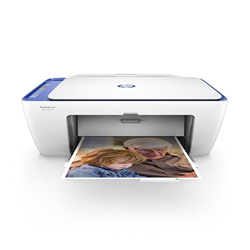 HP V1N03B Deskjet 2630 Stampante Multifunzione a Getto di Inchiostro, Stampa, Scannerizza, Fotocopia, Wi-Fi e Wi-Fi Direct, Multicolore