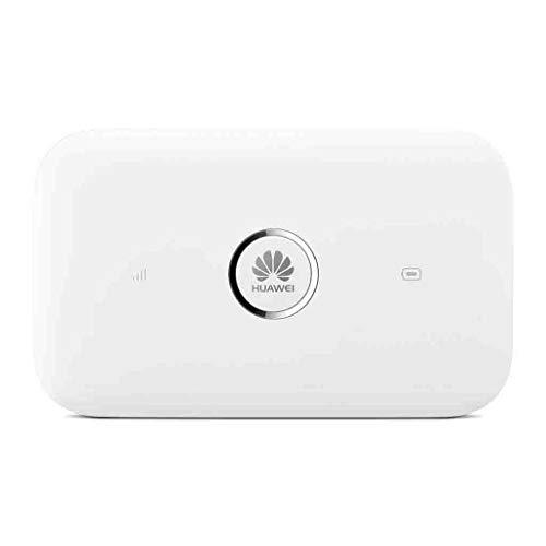 Huawei E5573Cs-322 Router WiFi da 150 MBps 4G LTE, Light