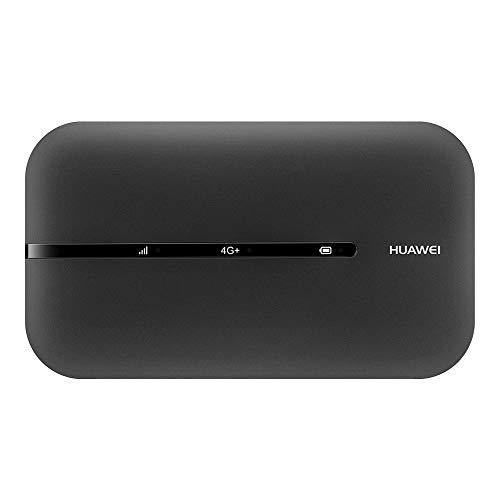 Huawei E5783B Wi-Fi Mobile 4G LTE (CAT.6). Hotspot, Download fino a 300 Mbps, Batteria Ricaricabile 1500 mAG, Dual-Band, Nessuna Configurazione Richiesta, Wi-Fi Portatile per il Viaggio o il Lavoro