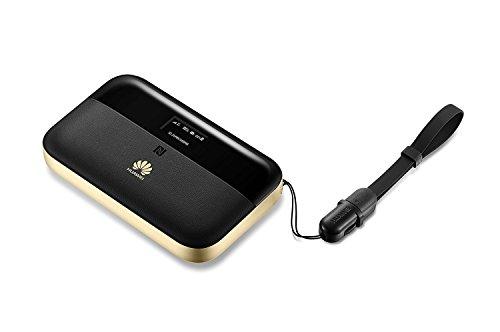 Huawei E5885 mobiler LTE Hotspot 4G WiFi Cat.6 300Mbps 6400mAh schwarz