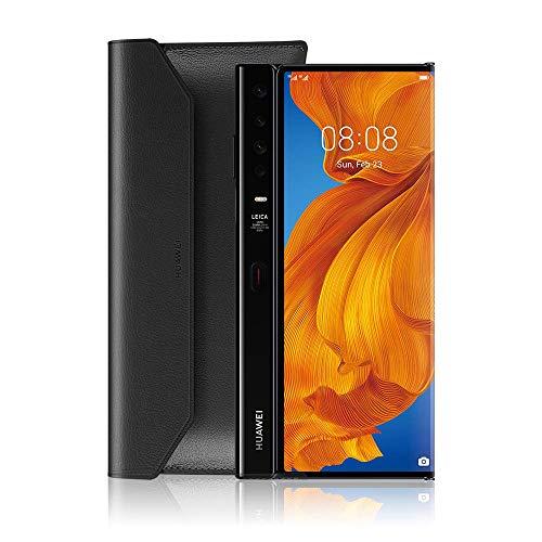 """HUAWEI Mate Xs 5G Smartphone e Cover in Pelle, Display Pieghevole Full View da 8"""", Kirin 990 5G, Dual Sim, Interstellar Blue [Versione Italiana]"""