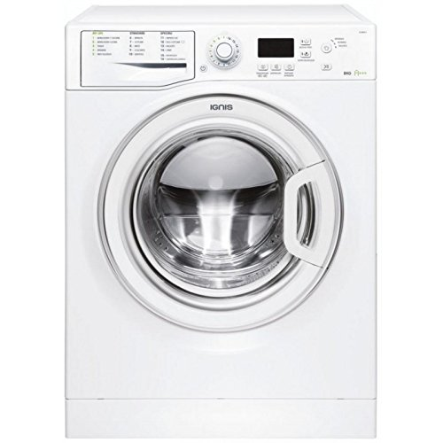 Ignis IG 8200 IT Libera installazione Carica frontale 8kg 1200Giri/min A+++ Bianco lavatrice