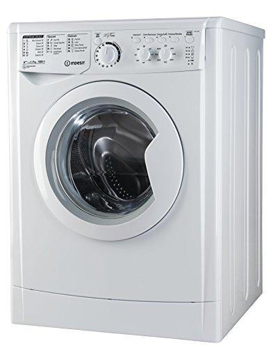 Indesit EWC 91083 BS IT Libera installazione Carica frontale 9kg 1000Giri/min A+++ Bianco lavatrice