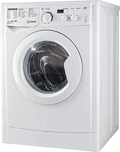 Indesit EWD 81252 W IT.M Libera installazione Carica frontale 8kg 1200Giri/min A++ Bianco lavatrice