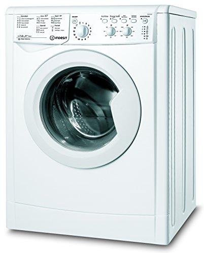 Indesit IWC 61052 C ECO IT Lavatrice 6 kg senza installazione e carico frontale, A++